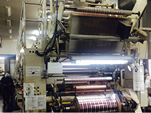 グラビア印刷機1